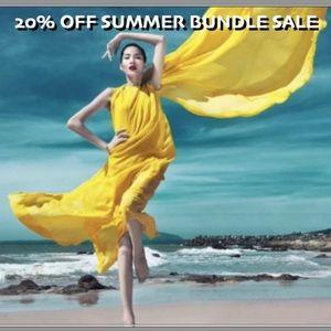 ❤️ 20% Summer Bundle Sale! Please Share ❤️